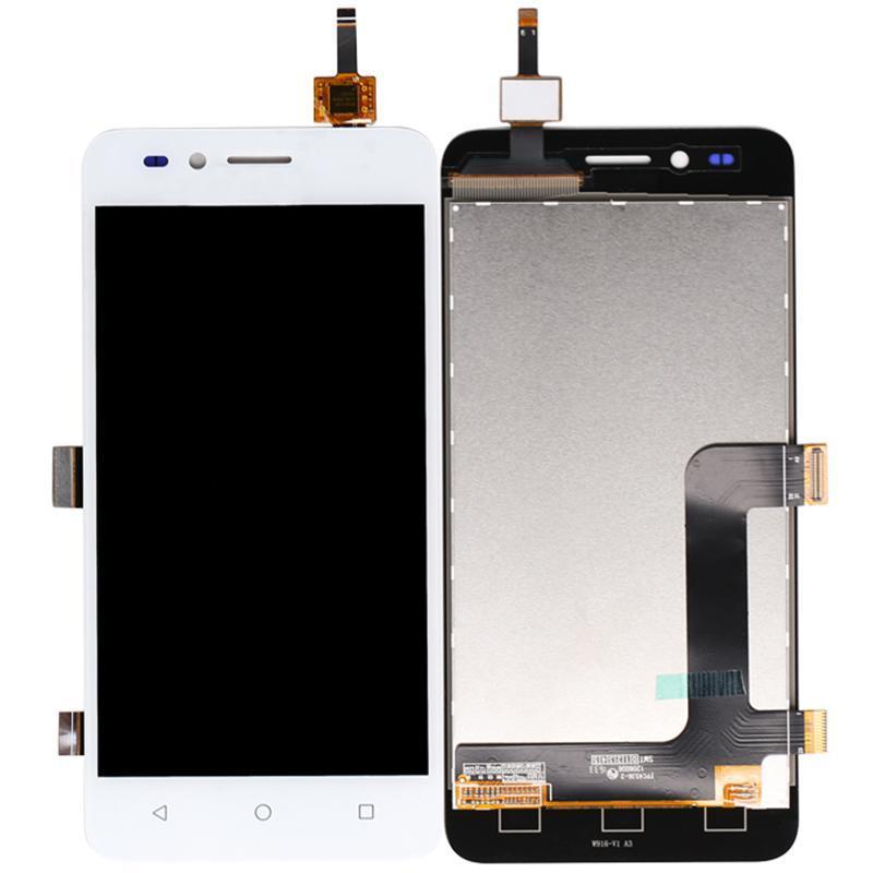 Дисплей і сенсор (модуль) на Huawei Y3 II 4G білий