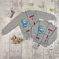 Детские кофты на баечке для мальчика, фото 1