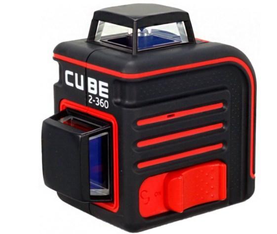 Нівелір лазерний ADA Cube 2-360 Home Edition