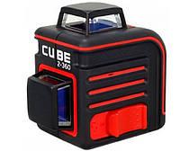 Нівелір лазерний ADA Cube 2-360 Home Edition, фото 1