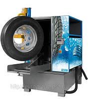 Мойка для колес грузовых автомобилей со всеми видами дисков и шин, WULKAN 500H KART