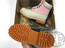 Жіночі черевики Timberland Classic Boots Gray Pink Blue 7W49088, фото 3