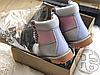 Жіночі черевики Timberland Classic Boots Gray Pink Blue 7W49088, фото 4