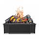 Фронтальный каминокомплект IDamebel Avantgarde L эффект 3D пламени и дыма Opti-Myst с увлажнением, фото 2