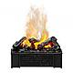 Фронтальный каминокомплект IDamebel Avantgarde L эффект 3D пламени и дыма Opti-Myst с увлажнением, фото 3