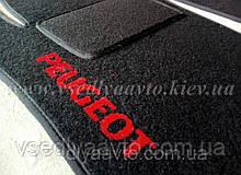 Ворсовые коврики передние PEUGEOT 607 (1999-2010)