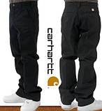 Брюки Carhartt B290 - Twill Work Pant, фото 4