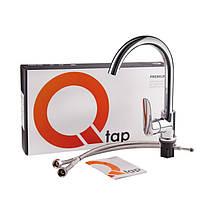 Смеситель для кухни Qtap Linea CRM 007F, фото 3
