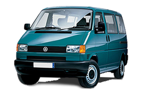 Брызговики для Volkswagen (Фольксваген) T4 1990-2003