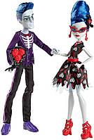 Набор кукол Гулия и Слоу Мо Любовь не умирает Slo Mo & Ghoulia Yelps Monster High Love's Not Dead оригинал, фото 1