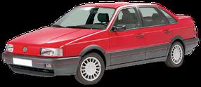 Брызговики для Volkswagen (Фольксваген) Passat B3/B4 1988-1997