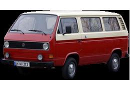 Брызговики для Volkswagen (Фольксваген) T3 1980-1992