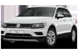 Брызговики для Volkswagen (Фольксваген) Tiguan II 2016+