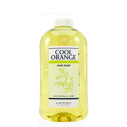"Шампунь для волос ""Холодный Апельсин"" Lebel Cool Orange Shampoo Hair Soap 600 мл."