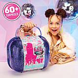 Лол Чемодан Зимнее Диско 60+сюрпризов  L.O.L. Surprise! Winter Disco , MGA! Оригинал из США, фото 2
