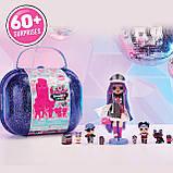 Лол Чемодан Зимнее Диско 60+сюрпризов  L.O.L. Surprise! Winter Disco , MGA! Оригинал из США, фото 5