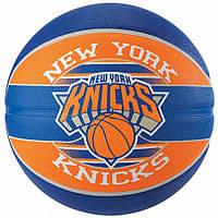 Мяч баскетбольный Spalding NBA Team NY Knicks Size 7