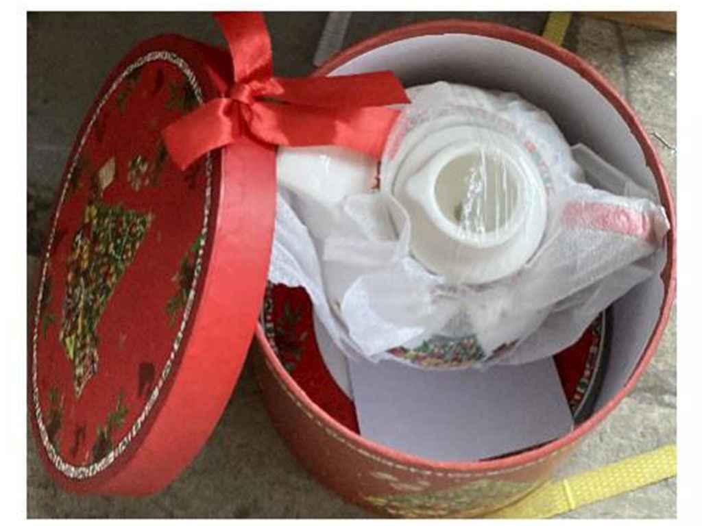 Заварник з чашкою і блюдцем Merry Christmas 300 / 450мл TL00116 ТМSTENSON