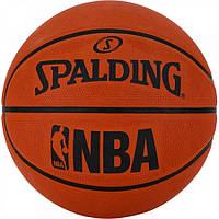 Мяч баскетбольный Spalding NBA Orange Size 7