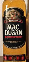 Виски 1970 года Mac Dugan Шотландия, фото 2
