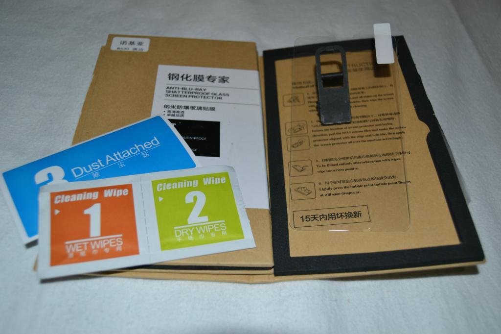 Защитное стекло для Nokia Lumia 630 Premium