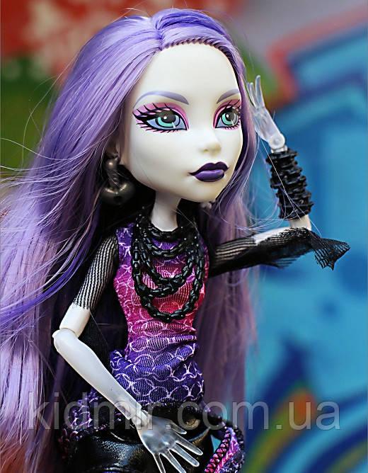 Кукла Monster High Спектра (Spectra) День фотографии Монстер Хай Школа монстров