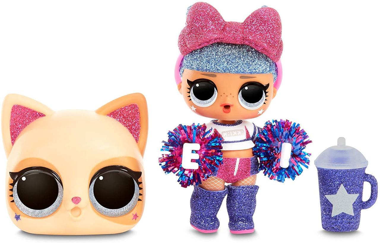 Лялька Лол Сюрприз Серія Спортивна Чірлідінг L. O. L. Surprise! All-Star B. B. s Sports Series 2 Cheer Team