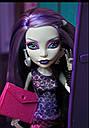 Кукла Monster High Спектра (Spectra) День фотографии Монстер Хай Школа монстров, фото 4