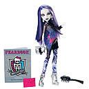 Кукла Monster High Спектра (Spectra) День фотографии Монстер Хай Школа монстров, фото 8