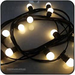 Ретро гирлянда Belt Light (Белт-Лайт), 3 патрона/метр, ip65