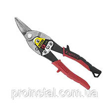 Ножницы по металлу Stanley 250мм левые (блистер)