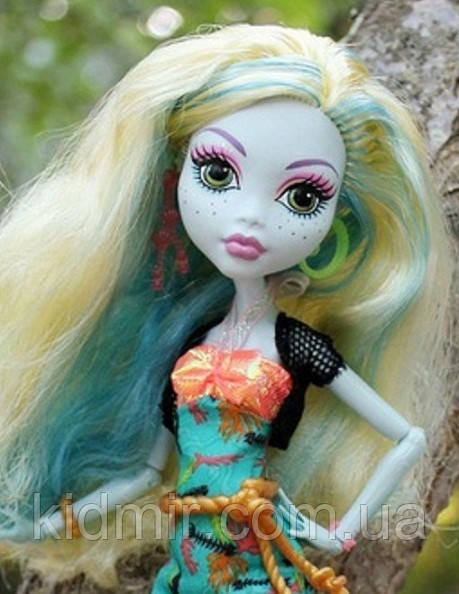Лялька Monster High Лагуна Блю (Lagoona Blue) День фотографії Монстер Хай Школа монстрів