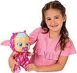 Интерактивная кукла Плакса Дракончик Плачущий пупс Cry Babies Bruny The Dragon Оригинал из США, фото 4