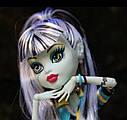 Кукла Monster High Фрэнки Штейн (Frankie Stein) из серии Picture Day Монстр Хай, фото 6