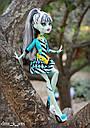 Кукла Monster High Фрэнки Штейн (Frankie Stein) из серии Picture Day Монстр Хай, фото 9