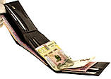 Кошелек зажим для денег Karya 0931-39 кожаный коричневый, фото 6