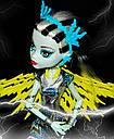 Кукла Monster High Фрэнки Штейн (Frankie Stein - Voltageous) из серии Power Ghouls Монстр Хай, фото 5