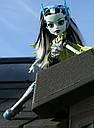 Кукла Monster High Фрэнки Штейн (Frankie Stein - Voltageous) из серии Power Ghouls Монстр Хай, фото 7