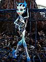 Кукла Monster High Фрэнки Штейн (Frankie Stein - Voltageous) из серии Power Ghouls Монстр Хай, фото 8