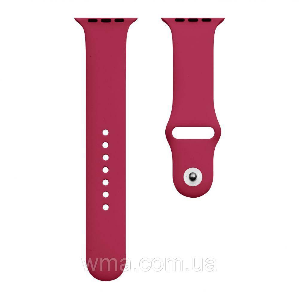 Ремешок для часов Apple Watch Band Silicone One-Piece 38 / 40mm Цвет 37