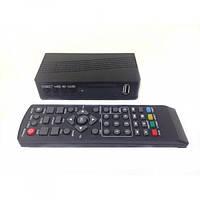 ТВ-ресивер UKC тюнер цифровой приёмник T2 с поддержкой Wi-Fi адаптера для телевизора с приложением YouTube