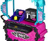Monster High Передвижное кафе Скариж Город Страхов Scaris Cafe Cart City of Frights, фото 3