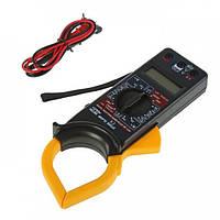 Мультиметр универсальный цифровой DT-266C Black