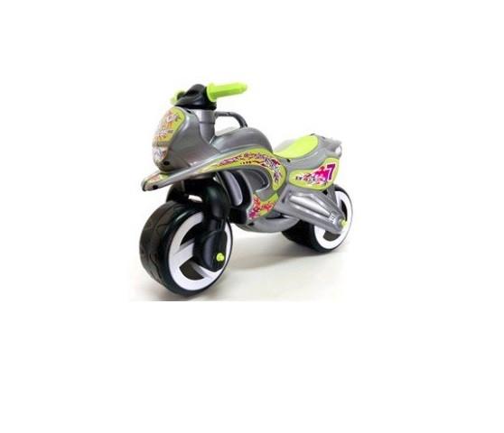 Каталка Мотоцикл Kinderway Металлик (11-006_м МЕТАЛ)