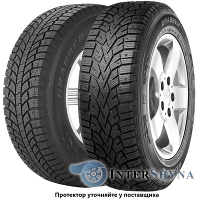 Шины зимние 215/70 R16 104T XL (под шип) General Tire Grabber Arctic