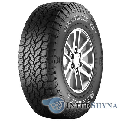 Шины всесезонные 245/75 R16 120/116S FR OWL General Tire Grabber AT3