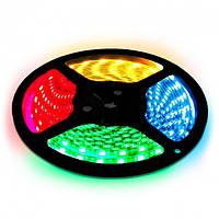 Светодиодная LED лента Prolum меняет цвет с пультом и питанием 5 метров (MOD-5050-1-RGB)