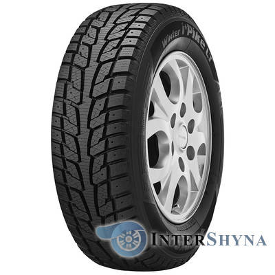 Шины зимние 205/65 R16C 107/105R (под шип) Hankook Winter I*Pike RW09, фото 2
