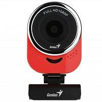 Веб-камера Genius QCam 6000 Full HD Red (32200002401)