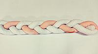 """Коса бортик на кроватку """"Нежность"""""""